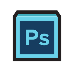 Adobe Photoshop Icon Of Colored Outline Style Available In Svg Png Eps Ai Icon Fonts