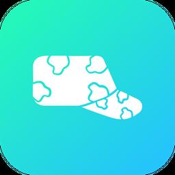 Air Glyph Icon