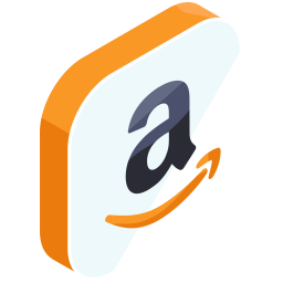 Amazon Logo Icon Of Isometric Style Available In Svg Png Eps Ai Icon Fonts