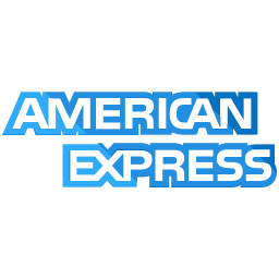 American express Logo Icon - Download in Flat Style