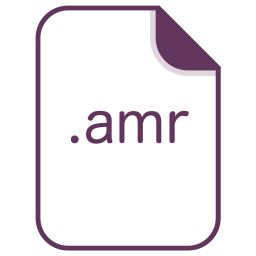 Amr, File, Document, Extension, Filetype Icon