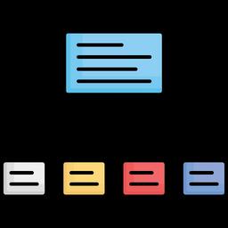 Analysis Work Icon