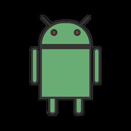 Andriod Logo Icon