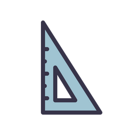 Angle, Compass, Geometry, Mathematics, Drawing, Tool Icon