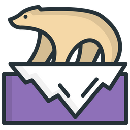 Animals Colored Outline Icon