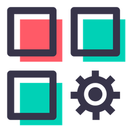 App, Application, Setting, Settings, Customize, Gear, Appsetting Icon png