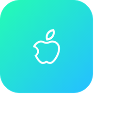 Apple, Fruit, Teaching, Study, Basic, School, Iphone, Symbol, Sign Icon