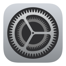 Apple Settings Icon of Flat style - Available in SVG, PNG, EPS, AI & Icon  fonts