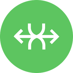 Arrow, Arrows, Connect, Overlap, Left, Right, Traffic Icon png