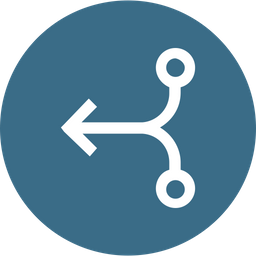 Arrow, Arrows, Connection, Right, Merge Icon png