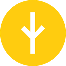 Arrow, Arrows, Down, Traffic, Sign Icon png