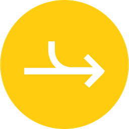 Arrow, Arrows, Joint, Right, Connection Icon png