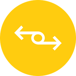 Arrow, Arrows, Left, Right, Circle, Connection, Connect Icon png