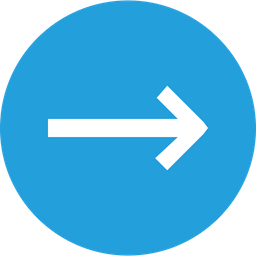 Arrow, Arrows, Right, Way, Traffic, Sign Icon png