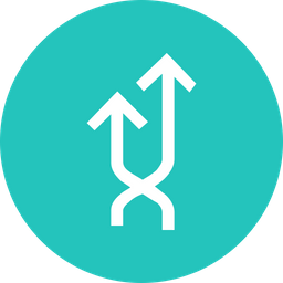 Arrow, Arrows, Shuffle, Twoway, Direction Icon