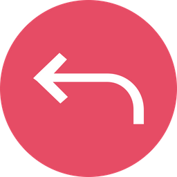 Arrow, Arrows, Sign, Way, Left, Turn Icon png