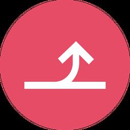 Arrow Line Icon