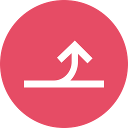 Arrow, Arrows, Turn, Right, Sign, Straight, Way Icon