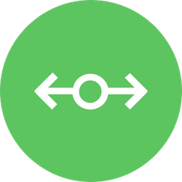 Arrow, Arrows, Two, Way, Connection, Left, Right Icon png