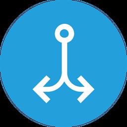 Arrow, Arrows, Twoway, Left, Right, Connection Icon