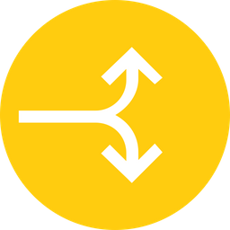 Arrow, Arrows, Twoway, Traffic, Sign, Up, Down Icon png