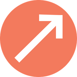 Arrow, Arrows, Up, Cross, Right, Sign Icon png
