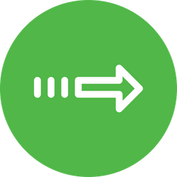 Arrow, Direction, Right, Way, Forward, Next Icon