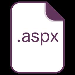 Aspx, File, Document, Extension, Filetype, Coding, Language Icon