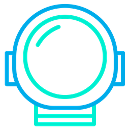 Astronaut Tool Icon