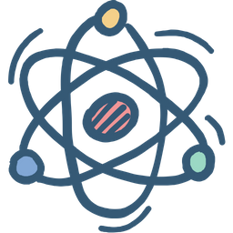 Atom Icon Of Doodle Style Available In Svg Png Eps Ai Icon Fonts