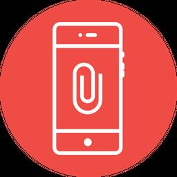 Attach, Attachment, Clip, Paperclip, Pin, Collate, Include Icon