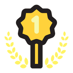 Award Icon Of Colored Outline Style Available In Svg Png Eps Ai Icon Fonts
