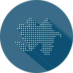 Azerbaijan, Country, Map, Location, Navigation Icon