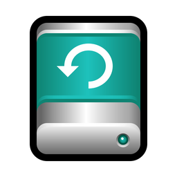 Back up drive Icon