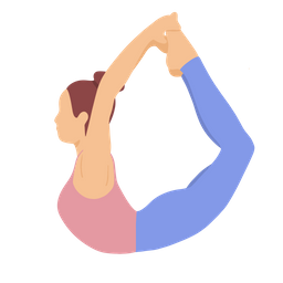 Backward Bend Icon