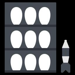 Balloon Dart Game Icon