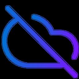 Ban Cloud Icon