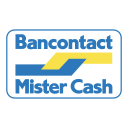 Bancontact Logo Icon of Flat style - Available in SVG, PNG, EPS, AI & Icon fonts