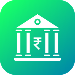 Bank, Banking, Finance, Government, Safe, Secure, Money Icon