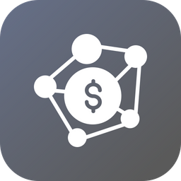 Banking, Business, Connection, American, Dollar, Money, Payment Icon