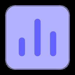 Bar-graph Icon