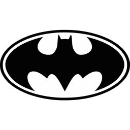 Batman Logo Icon