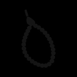 Bead Glyph Icon