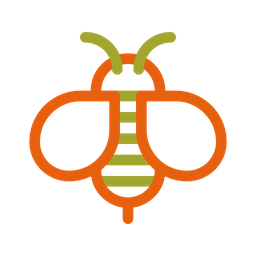 Bee Icon Of Line Style Available In Svg Png Eps Ai Icon Fonts