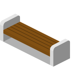 Bench Icon png
