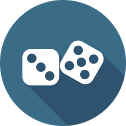 Bet, Casino, Dices, Game, Gamble, Gambling Icon