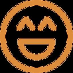 Big grin Emoji Icon