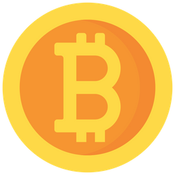 Bitcoin Icon Of Flat Style Available In Svg Png Eps Ai Icon Fonts