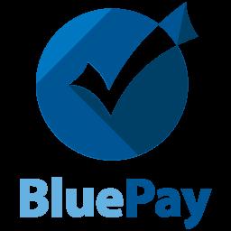 Bluepay Flat  Logo Icon