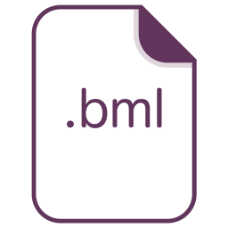 Bml, File, Document, Extension, Filetype Icon